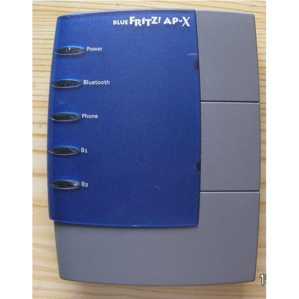 AVM BlueFRITZ! AP-X Drivers Mac