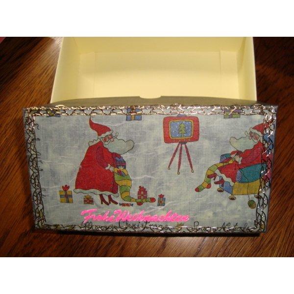 geschenkbox weihnachten id 18321518. Black Bedroom Furniture Sets. Home Design Ideas
