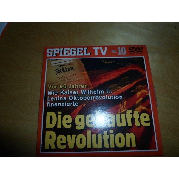 Spiegel tv nr 10 die gekaufte revolution dvd 2007 for Spiegel tv dokumentation