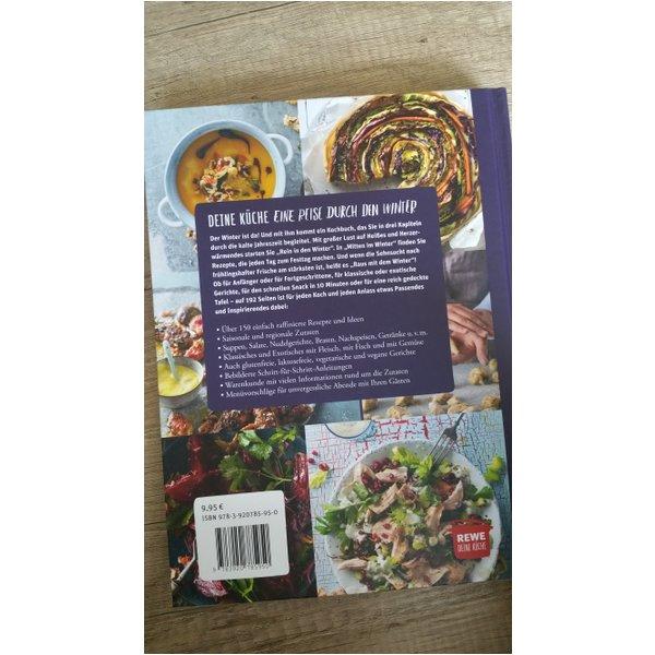 Deine Küche - Eine Reise durch Winter - REWE (ISBN 9783920785950 / ID 18659918)