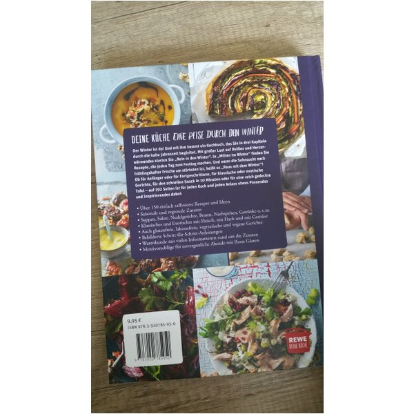 Deine Küche - Eine Reise durch Winter - REWE (ISBN ...