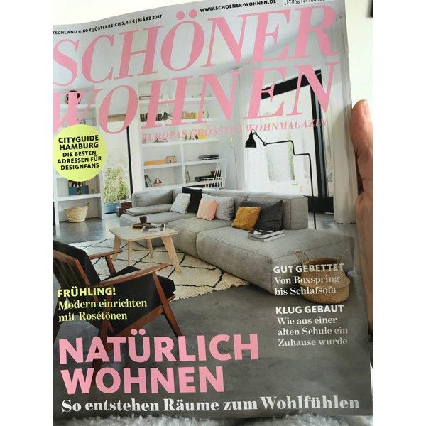 Zeitschrift Schöner Wohnen zeitschrift schöner wohnen märz 2017 id 19697574