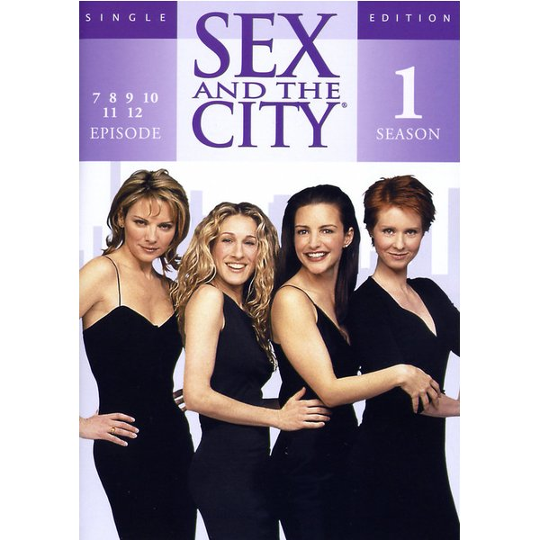 sex and the city siskon pillua