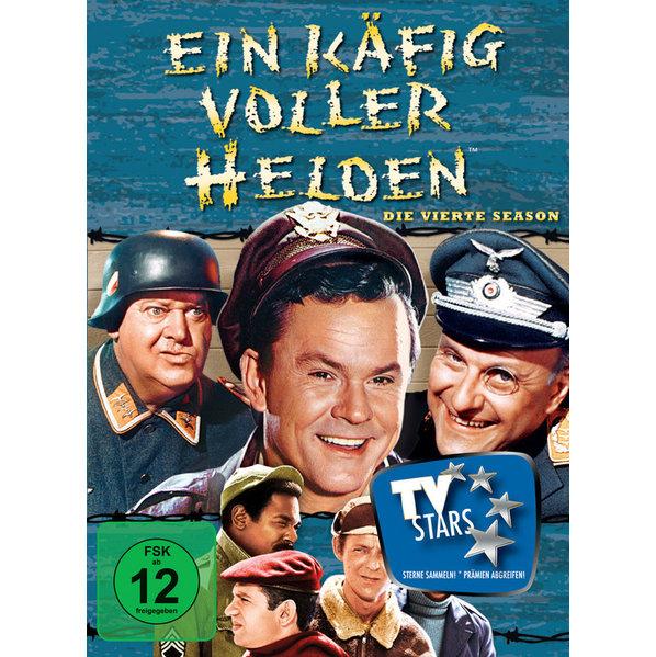 Ein Käfig Voller Helden Staffel 4 Dvd 2009 Mit Bob Crane