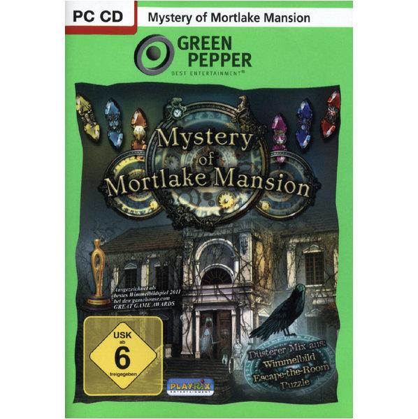 Mystery Of Mortlake Mansion: Mystery Of Mortlake Mansion (CD, 2011 -) Von Green Pepper