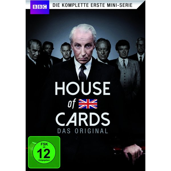 House of Cards - Die komplette erste Staffel (DVD, 2014 ...