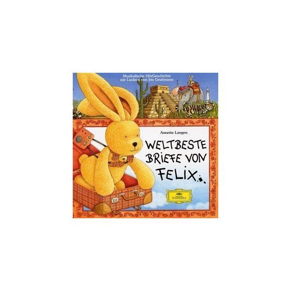 Weltbeste Briefe Von Felix : Weltbeste briefe von felix annette langen isbn