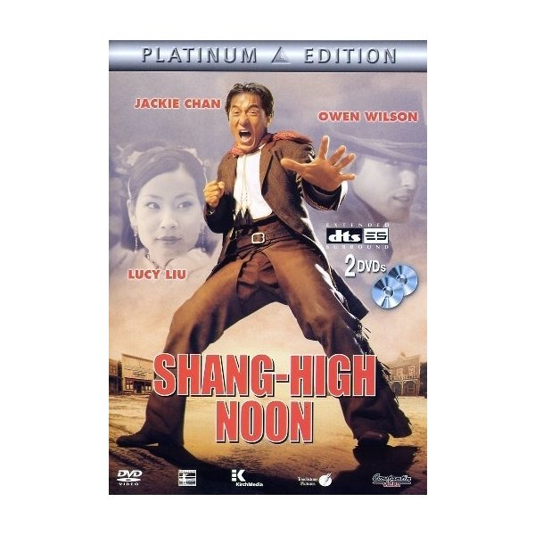 Shang High Noon Platinum Edition Dvd 2004 Mit Jackie Chan Owen