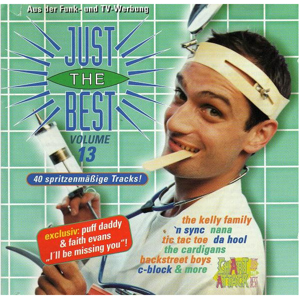 Just The Best Vol. 13 (CD, 1997 -)