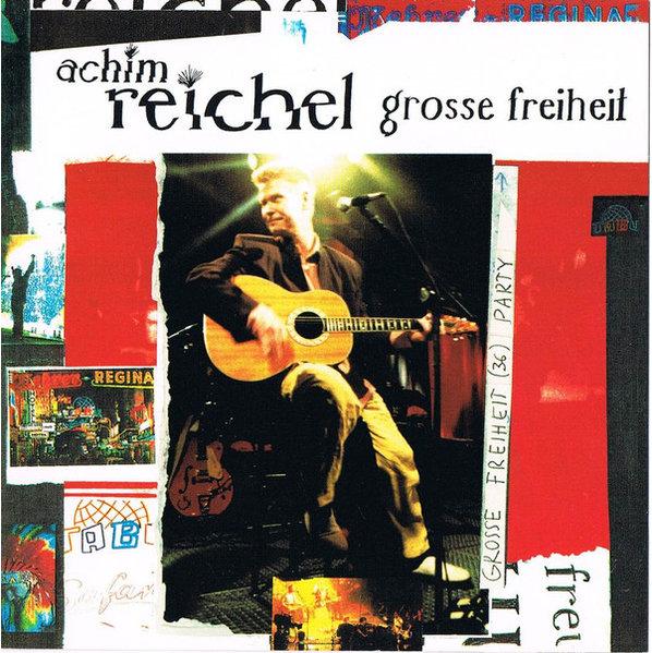 Achim Reichel - Steaks Und Bier Und Zigaretten (Spezial Maxi Single)