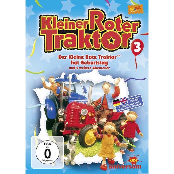 Kleiner Roter Traktor 03 Hat Geburtstag Dvd Mit Jan Ean