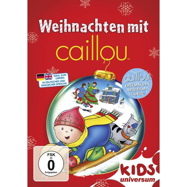 Caillou Weihnachten.Caillou Weihnachten Mit Caillou Mit Caillou Ean 0886971828290
