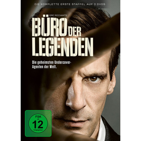 Buro Der Legenden Die Komplette Erste Staffel 3 Dvds Mit Mathieu