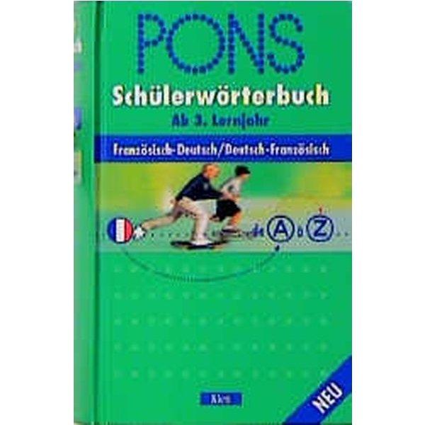 Musterbriefe Pons : Pons schülerwörterbuch französisch frederic auvrai