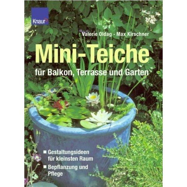 Mini Teiche Für Balkon Terrasse Und Garten Valerie Oldag Max