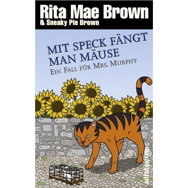 mit speck f ngt man m use ein fall f r mrs murphy rita mae brown sneaky pie brown isbn. Black Bedroom Furniture Sets. Home Design Ideas