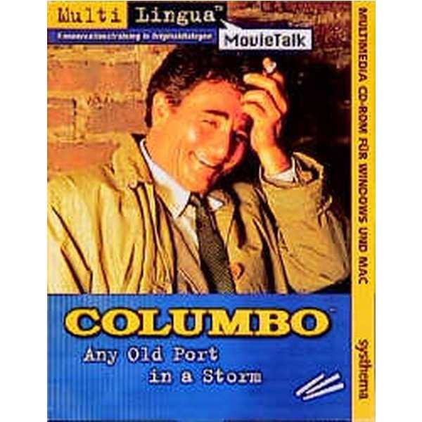 Columbo any old port in a storm multi lingua isbn - Columbo any old port in a storm plot ...