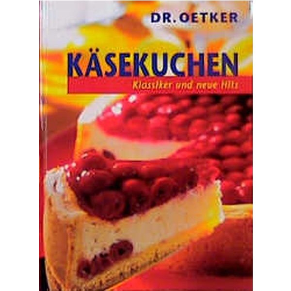 Kasekuchen Dr Oetker Isbn 9783767002456 Id 19612591